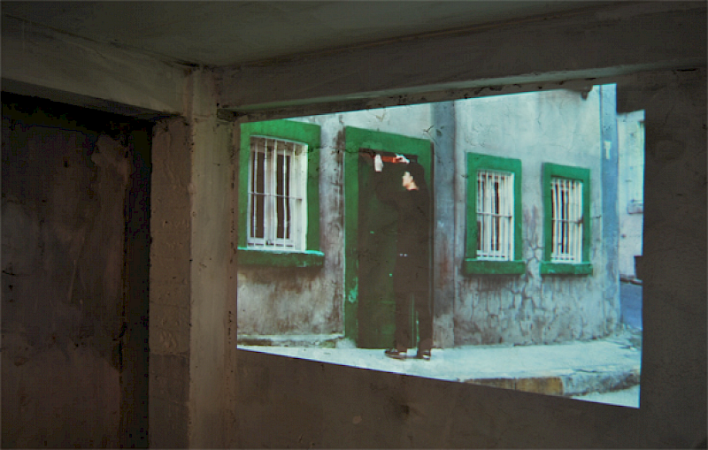 "Installation view from ""Unincorporated"" – Manzara Perspectives, Istanbul, Turkey"