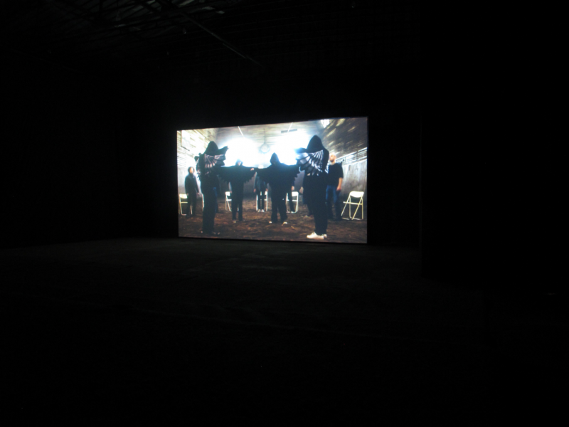 Council of Citizens, installation view from Townhouse Gallery, Cairo, Egypt